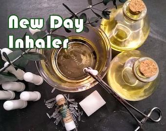 New Day - Sinus Relief Inhaler - All Natural