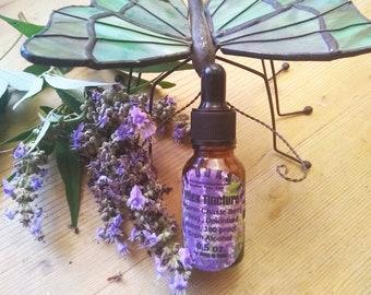 Chaste Berry Tincture (Vitex agnus castus) PMS & Menopause Natural Treatment