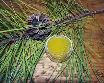 Pine Resin Drawing Salve