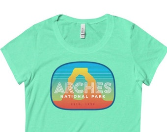 Arches National Park Women's Tee
