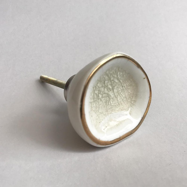 Sea Glass Knob   Creme   Unique Cabinet Pulls, Beautiful Drawer Knobs,  Decorative Knobs, Dresser Knobs, Drawer Pulls, Knobs And Pulls