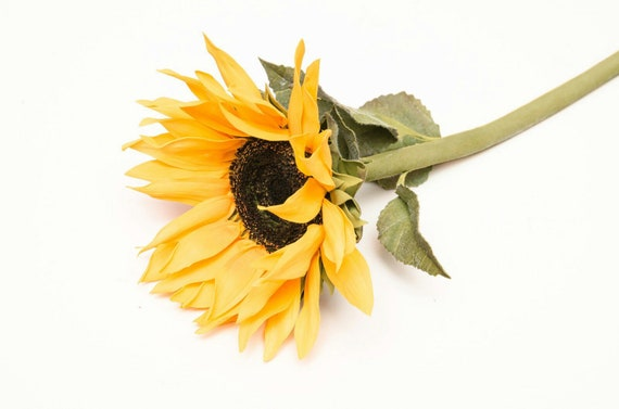 Handmade Sunflowers For Kitchen Farmhouse Table Centerpiece Etsy