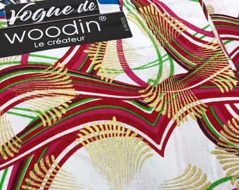 Fabric Vogue Woodin Made in Ivory Coast