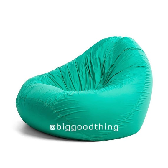Groovy Bean Bag Chair With A Filler Outdoor Waterproof Camellatalisay Diy Chair Ideas Camellatalisaycom