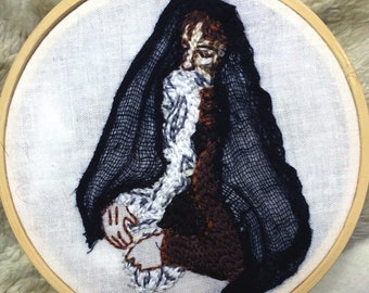 Ectoplasm Embroidery