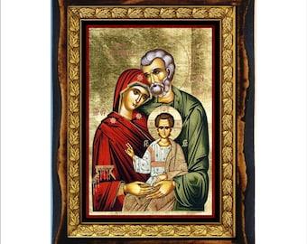 Nat Sacra famiglia classica  SV-F