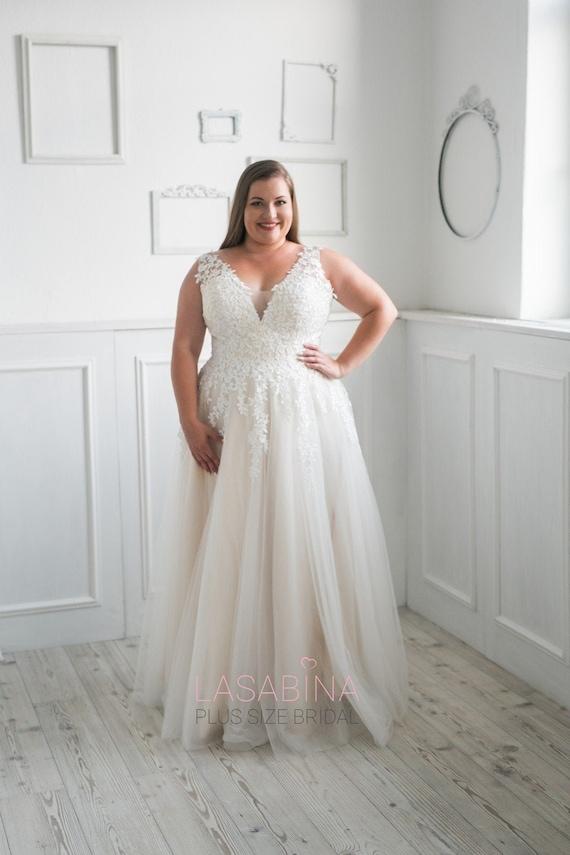 Plus Size Wedding Dresses UK, Cheap Wedding Dresses Plus