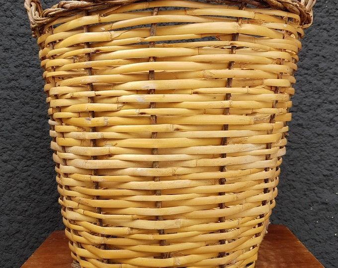 Large bamboo basket rorin