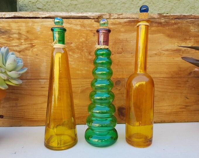 Vinegar, oilman.