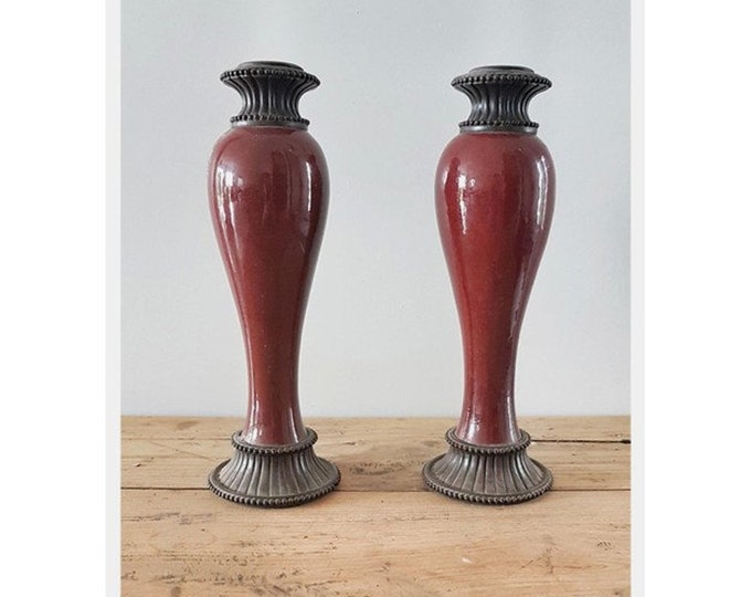 Candlestick duo