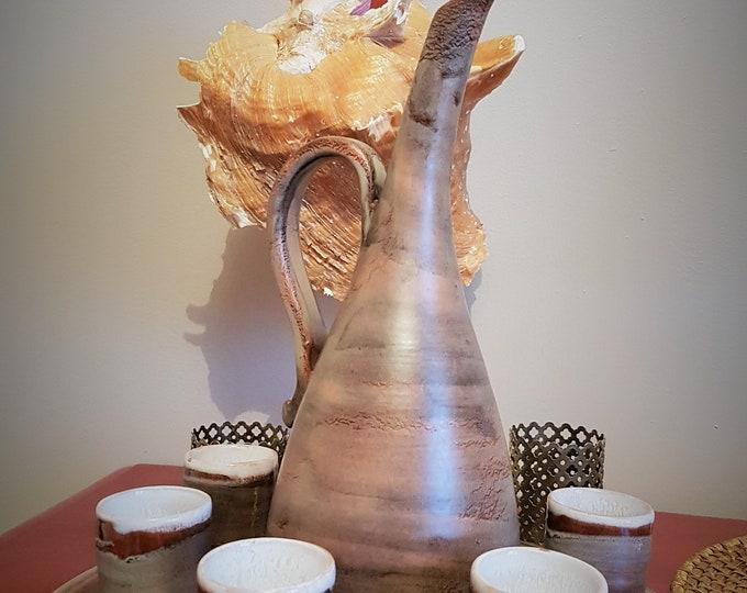 vintage ceramic salt lakes service