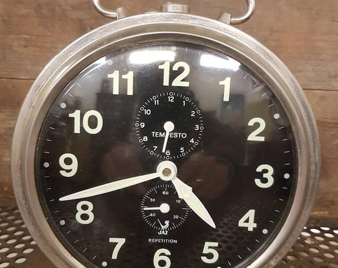 Old vintage JAZ alarm clock