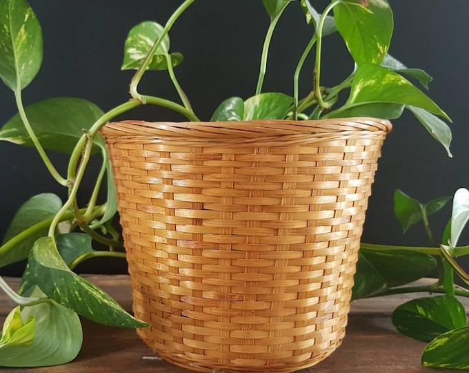 Cover rattan pot