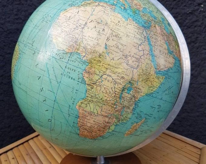 German Globe Columbus ice