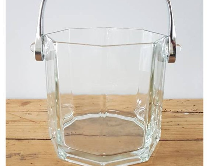 Glass bucket
