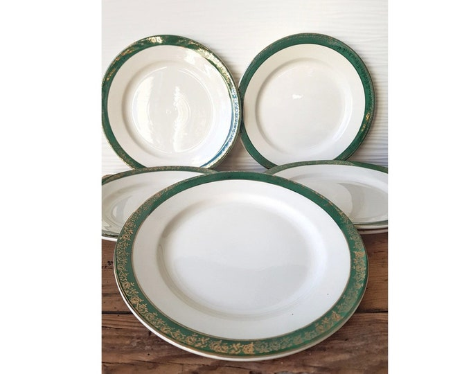 Service old plates