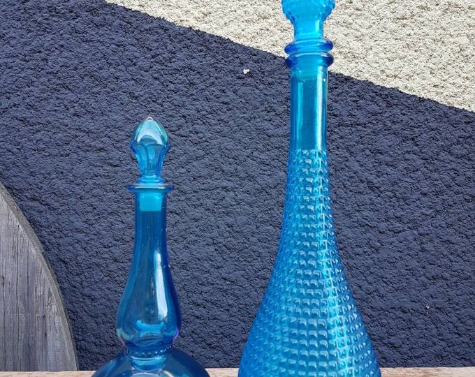 Vintage Italian glassduo
