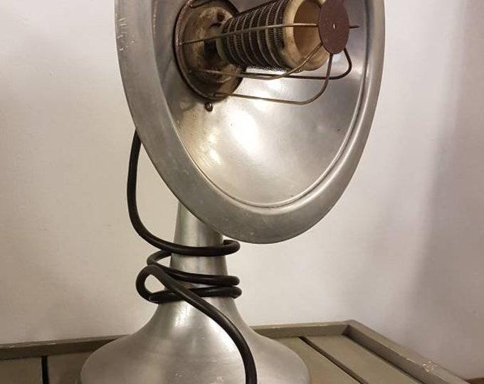 Vintage heating lamp