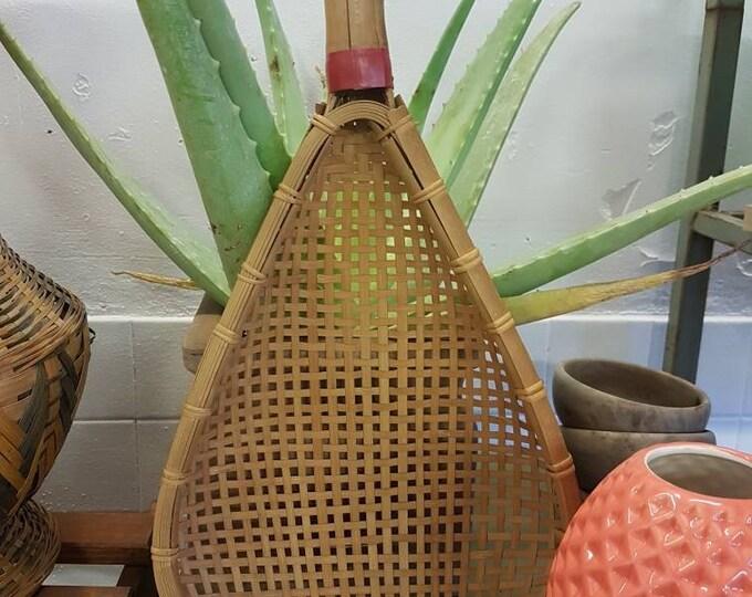 Old vintage racket