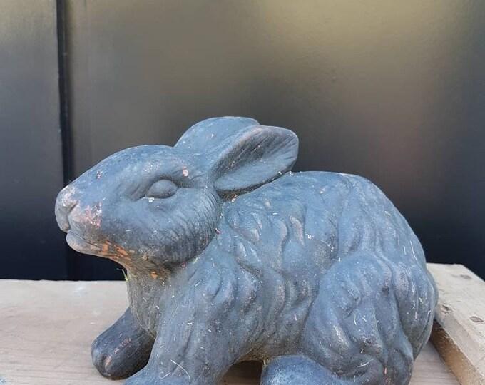 Rabbit deco dish