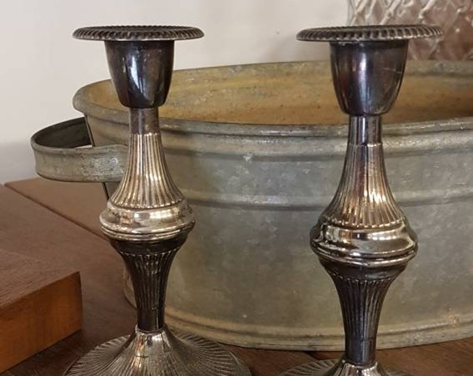 Duo 2 candleholders