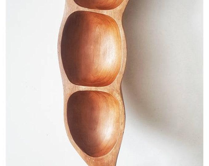 Wooden Servant