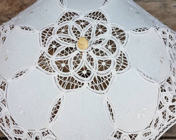 Fabric umbrella