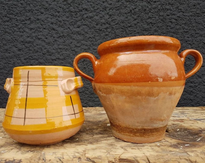 Pottery duo