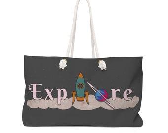 Explore Weekender Bag