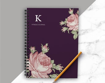 Initial Floral Fitness Planner