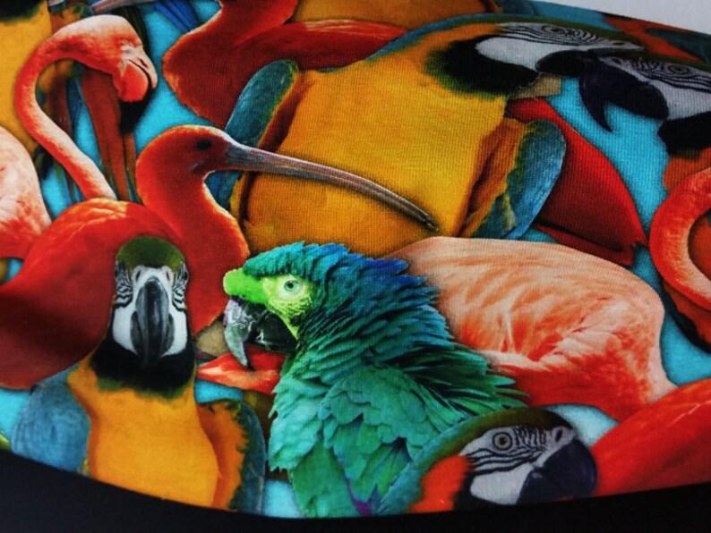507ffbe98ecee0 Loop Schal Paradiesvögel | Etsy
