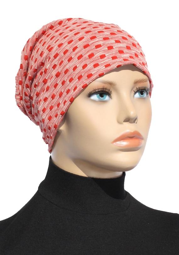 Ähnliche Artikel wie Damen Beanie Mütze Chemo Mütze