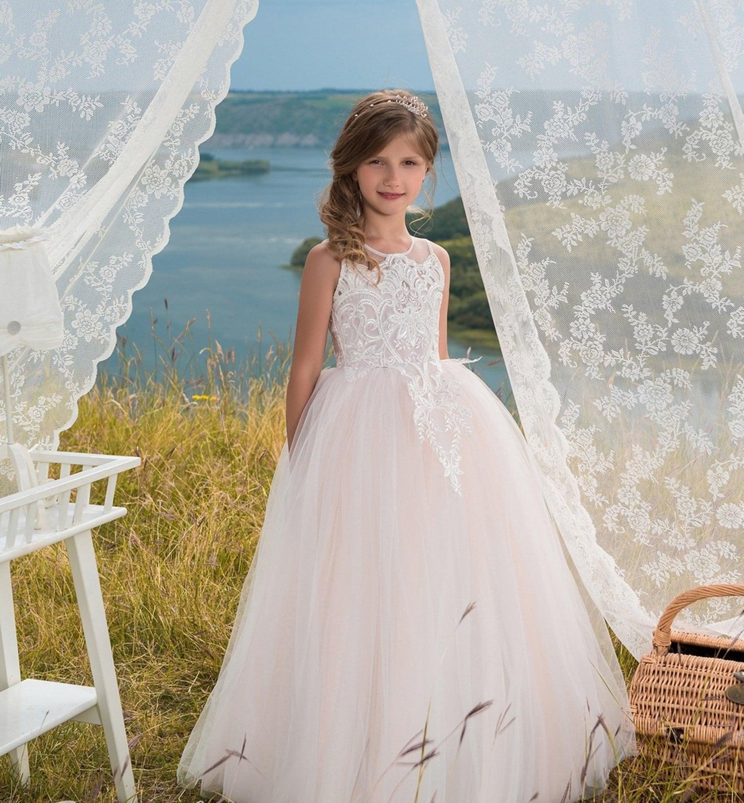 f225200259b Tulle Flower Girl Dresses Macys - Gomes Weine AG