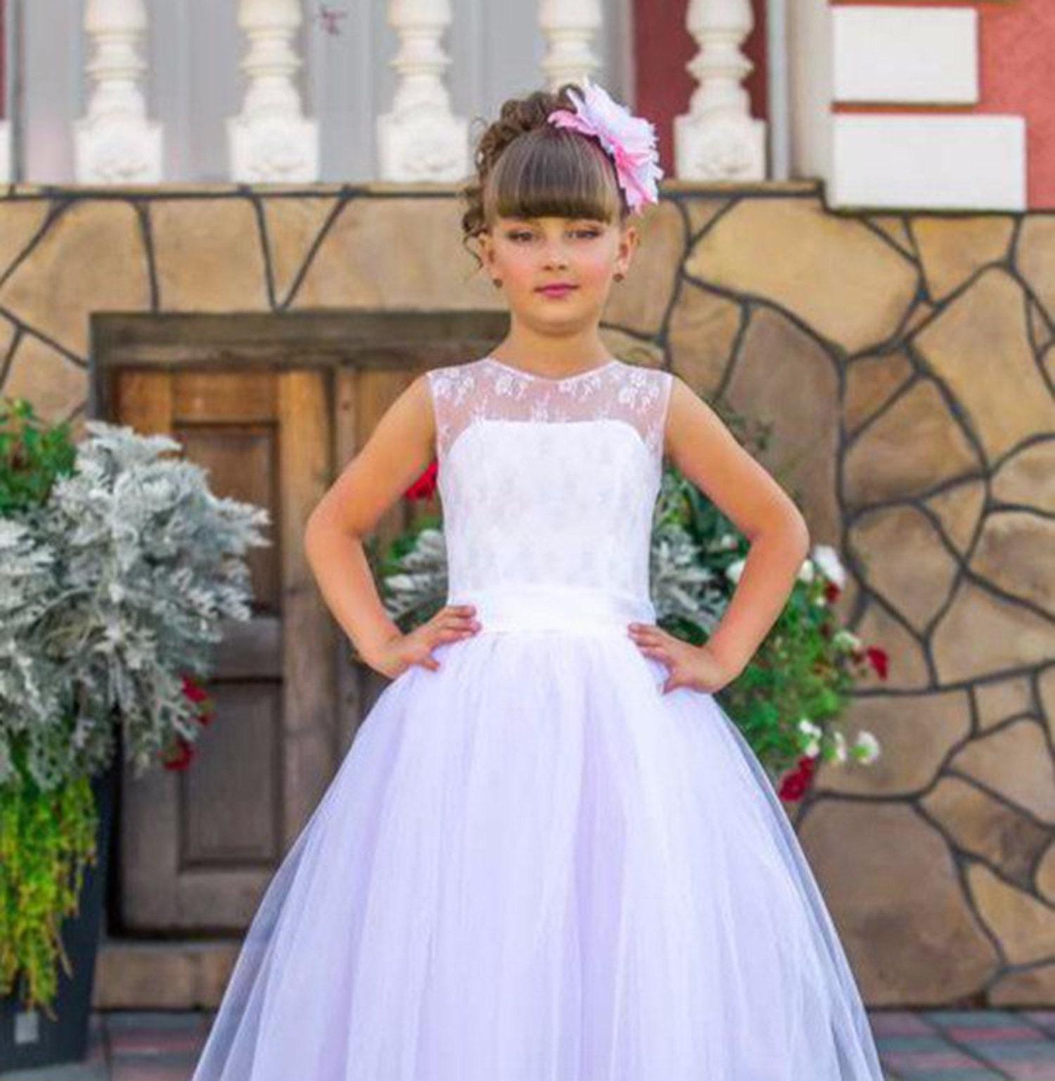 6c5e1e883f1 Party Flower Girl Dresses  Shop Flower Girl Dresses - Macy s