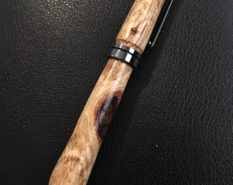 Euro Spalted Maple