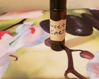 Sweet Earth. Essential oil. Fragrance oil.