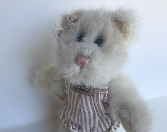 The boyds Collection, stuffed animals, vintage toys ,collectables, Mini cat