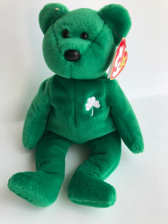 1997 Princess Diana Bear 9in NEW WITH TAGS/>FREE SHIPPING! TY Beanie Baby