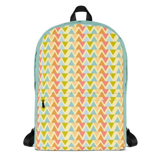 39e3f1b61fa5 Backpack Bag Unique Designs Hand Drawn for Women Men Kids