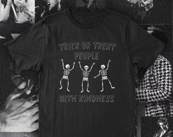 Harry Styles Halloween inspired band tee TPWK   Fine Line   Spooky Love On Tour   Watermelon Sugar   Gift Canyon Moon tshirt One Direction