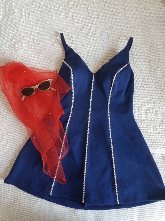 Vintage Pin up Swimsuit