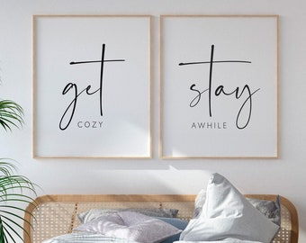 Guest Room Decor Etsy