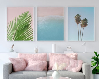 Beach bedroom decor   Etsy
