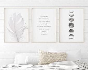 Wall Decor Printable Art Prints Digital By Walldecorideas On Etsy