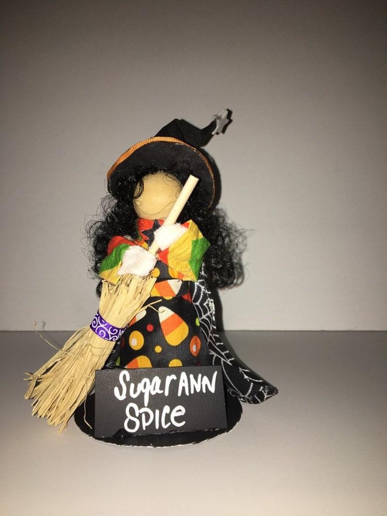 Kitchen Witch Dolls