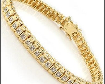 Diamond Designer Bracelet 0.94 CT