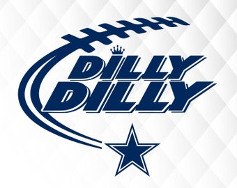 dilly dilly Dallas Cowboys svg,dxf,png/dilly dilly Dallas Cowboys clipart