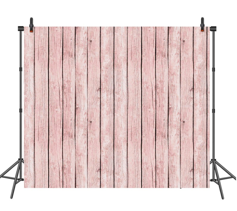 Pink Vintage Wood Photography Backdrop Wood Texture Photo Booth Backdrops  Fabric Photo Studio Background Vinyl Wall Paper
