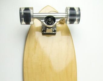Timber Skateboard (Hand crafted deck)