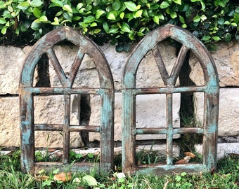31d7b51cb51 Pair of Arched Gothic Windows